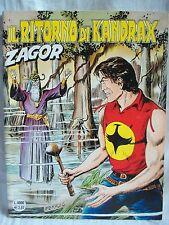 Zagor zenith nr 482 - Il ritorno di Kandrax - Sergio Bonelli Editore 2001