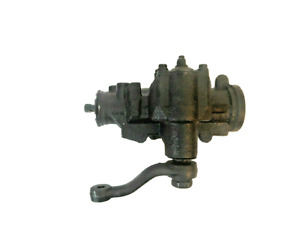Jeep Wrangler TJ 97-02 Power Steering Gear Box with Pitman Arm