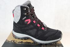 Salomon ELLIPSE WINTER GTX Stiefel 404699 Boots schwarz wasserdicht Gore-Tex NEU