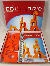 Equilibrio Game Multiple Award Winner Spatial Visualization Geometry Perspective