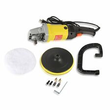 Electric Variable Speed Car Polisher Buffer Waxer Sander Detail Boat