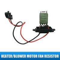 Heater/Blower Motor Fan Resistor Fits Renault Renault Clio MK3 Modus 7701209803