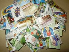 200 modern australian stamps off_paper mostly different similar to photo