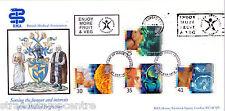 1994 scoperte mediche-Bradbury BMA UFFICIALE-goditi ancora più frutta e verdure slogan
