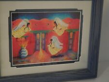 My Angels by Michael Ives, signed 214/950 2003