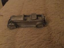 DANBURY Comme neuf Classic 1926 CHRYSLER IMPERIAL 80 étain réplique voiture modèle