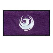 "PHOENIX CITY FLAG IRON ON PATCH 3"" Arizona Purple Embroidered Applique Biker NEW"