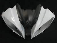 US Unpainted Front Upper Cowl Fairing Nose Kit For YAMAHA YZF R6 2008-2015 08 09