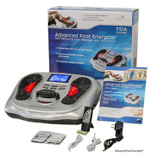 Advanced Foot Energizer® - FDA Cleared EMS & TENS Stimulator For Feet and Body