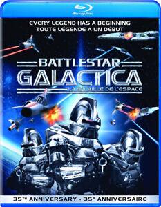 BATTLESTAR GALACTICA (35TH ANNIVERSARY EDITION) (BLU-RAY) (BILINGUAL) (BLU-RAY)
