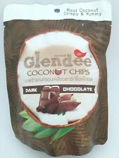 Coconut Chips Real Coconut Crispy&Yummy Dark Chocolate Coconut Chips 40 G
