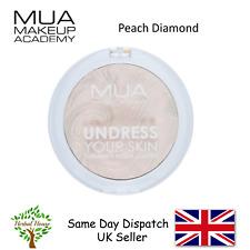 MUA Makeup Highlighting Highlighter Powder -Undress Your Skin-Peach Diamond 7.5g
