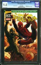 Wizard Ace Edition: Amazing Spider-Man #14 CGC 9.8 Green Goblin Acetate Cover