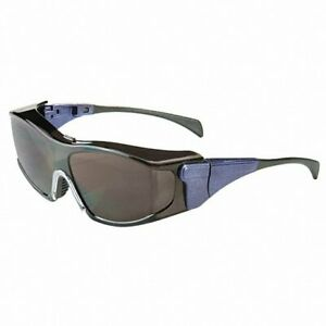 Uvex S3165 Ambient OTG Safety Glasses Shade 5.0 Lens Color S3165