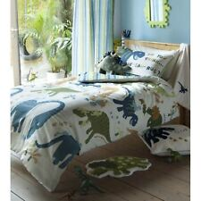 Dinosaures Set Housse de couette simple Catherine Lansfield NEUF