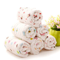 Towel Baby Cotton Gauze Towel Wash Cloth Handkerchiefs Feeding Saliva Towel Big