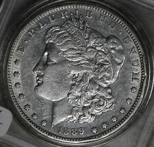 Nice 1889-S Morgan Dollar!   XF/AU Condition Coin