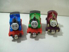 LOT OF 3 THOMAS THE TRAIN DIE-CAST CARS FIREWORKS THOMAS LADY & PERCY 2002 2009