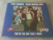 JOHN TRAVOLTA / OLIVIA NEWTON-JOHN - YOU'RE THE ONE THAT I WANT - CD SINGLE