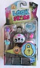 Hasbro Lock Stars Series 2 Sugar Skull Cat Figure With Surprise