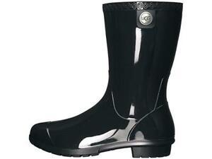 UGG Sienna Rain Boot BLACK - NEW IN BOX!!!
