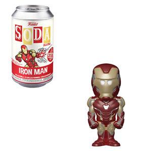 Pop! Vynl: Soda - Marvel Endgame - Iron Man - CHANCE AT CHASE 1:6