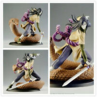 Naruto Shippuden Orochimaru w/Snake Action Figure Collectible Toy Statue