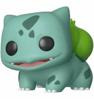 FUNKO POP Pokemon Bulbasaur SOFT VINYL ACTION FIGURE NEW