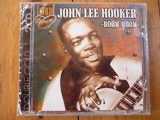 John Lee Hooker - Boom Boom  DOUBLE GOLD 2CD (8711637213528) OVP