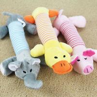 Pet Squeaker Sound Jouer Jouet chien chiot chat mâche animal jouet Pet Play Toys