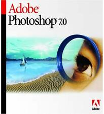 PhotoShop 7.0 Upgrade PC CD edit photos, enhance pictues digital image editing!