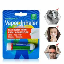 Motion Nasal Congestion Cool Cream Headache Aroma Nose Massage Stick Herbal Balm