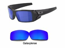 Galaxy Replacement Lenses For Oakley Gascan Blue Color Polarized 100%UVAB