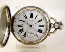 Reloj saboneta JEANOT suizo c.1890