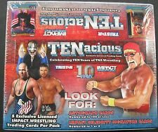 TNA 2012 Tristar Tenacious Wrestling Box OVP/Sealed