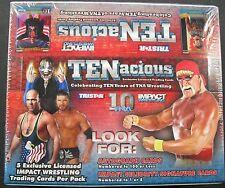 TNA 2012 Tristar Tenacious Wrestling Box OVP/Sealed