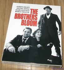THE BROTHERS BLOOM / Adrien Brody / SCANAVO BLU-RAY KOREA LIMITED EDITION NEW