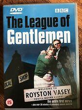 Mark Gatiss THE LEAGUE OF GENTLEMEN Series / Season 1 ~ British Comedy UK DVD