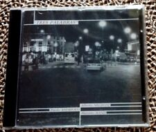 NEGRONI-ANDRIOLO-MANZI / TRES PALABRAS - CD (Italy 2002 - SIGILLATO) TOP RARE
