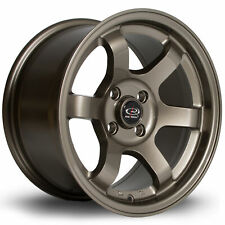 ROTA GRID ALLOY WHEEL 15 X 9 4X100 ET20 67.1MM CB BRONZE