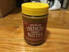 TRADER JOES JOE'S SPECULOOS CRUNCHY COOKIE BUTTER TOTAL 14.1 oz FRESH 1 Jar