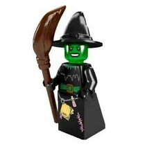 "COLLECTIBLE MINIFIGURE Lego Series 2 ""WITCH""  NEW Genuine Lego 8684"
