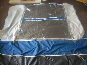 Pyramid Caravan Awning Panels Side Front Mesh Ventilation Spare Replacment