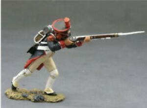 King & Country Set NA104, Napoleonic French Line Grenadier, Advancing Firing
