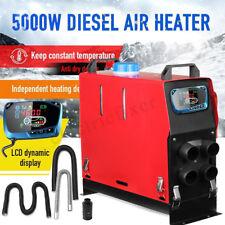 5KW 12V Integration Air diesel LCD Heizung Einfach Luftheizung Standheizung
