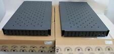 HECKLER DESIGN H536-BG Big Compartment Storage Accessory For AV Cart 2x NEW