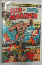 Sub-Mariner #60 1st Series 4.0 VG (1973)