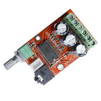 2 x 12W Dual Channel Digital Power Amplifier Board AMP Module DC 12V Class D