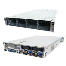 HP DL380e G8 Eight 8-Core E5-2450L Xeon 14x LFF 16GB RAM 2U Gen8 Rack Server