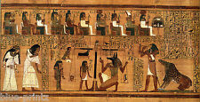 egypt pharaohs pyramid cleopatra art  print large canvas 1000mm x 500mm